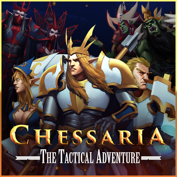 Chessaria: The Tactical Adventure Video Game (Chess)